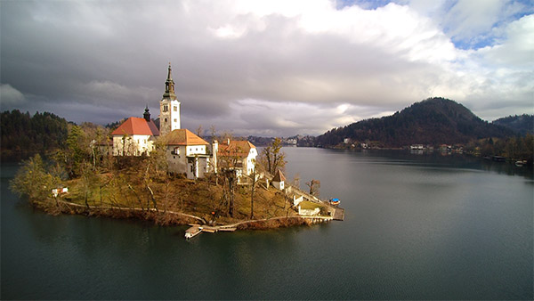 lake bled scuba diving